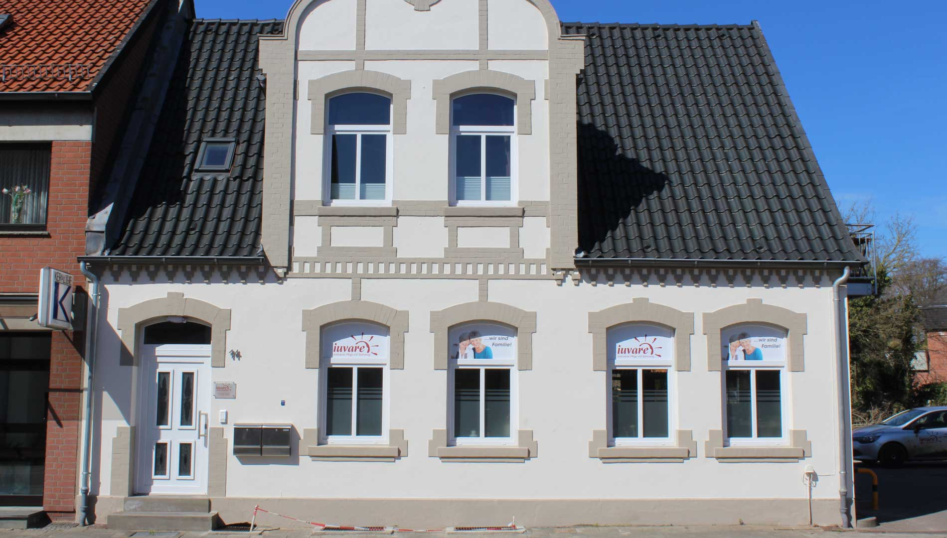 IUVARE Hauskrankenpflege Nienburg Süd 27333 Schweringen