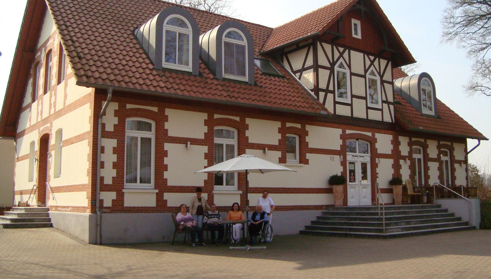Pflege- & Betreuungszentrum Landsitz Hohenholz