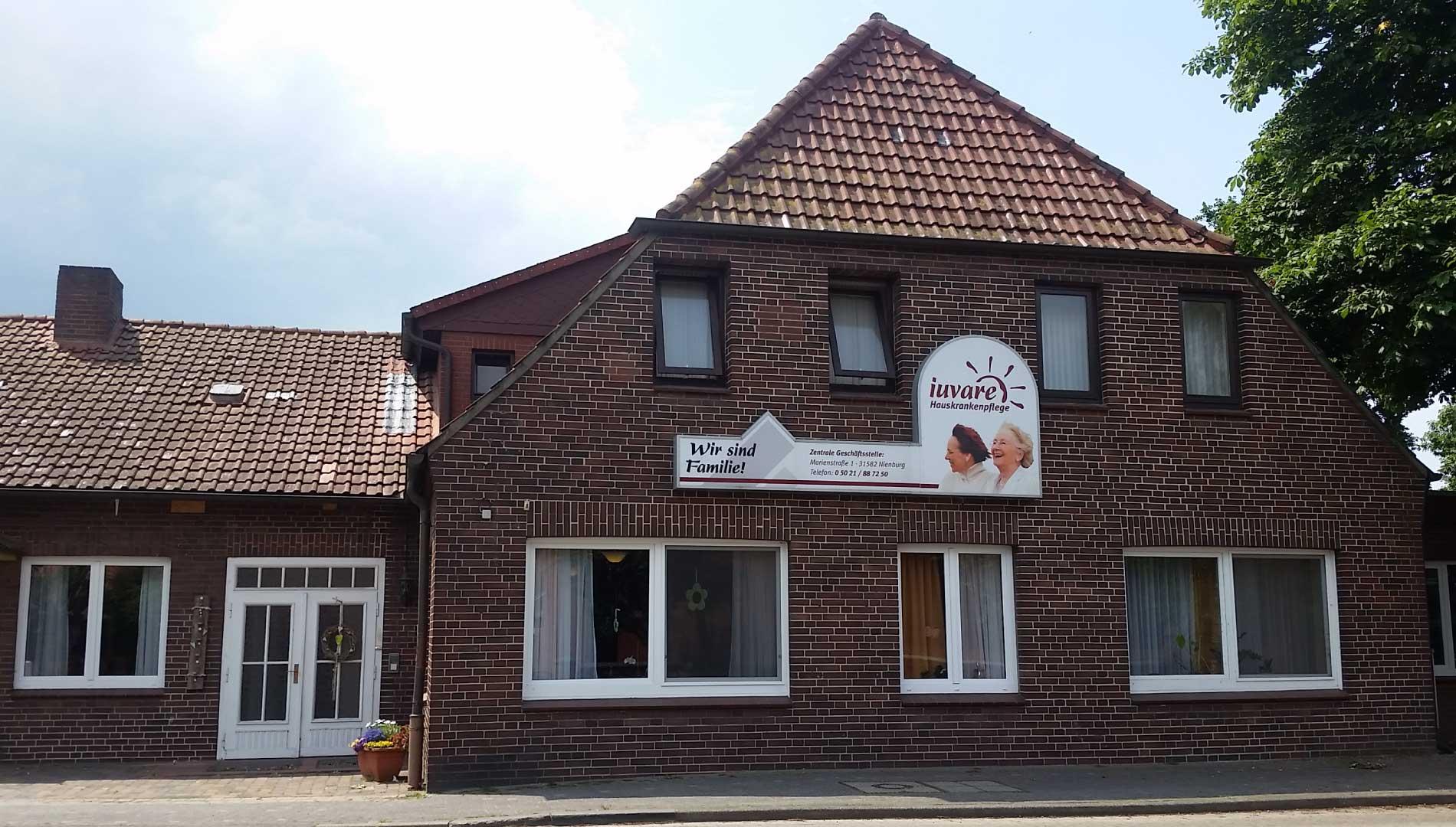 Tagespflege Weserstube 27333 Schweringen